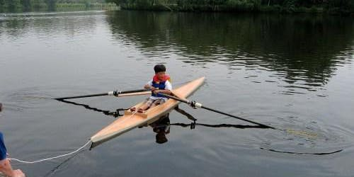 Fairlop Splash Weekend - Rowing