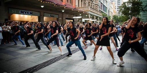 """BOLLY DANCE IN A FLASH MOB"" FOR INTERMEDIATES COURSE @ City (5 weeks)"
