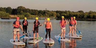 Fairlop Splash Weekend - Stand-Up Paddleboard (SUP)