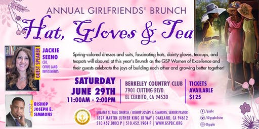 Greater St. Paul Women of Excellence Girlfriends' Brunch