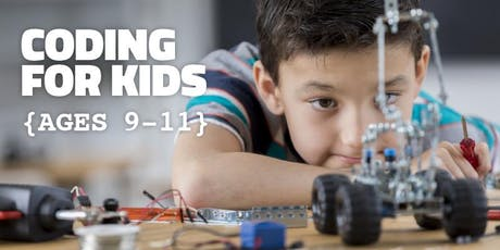 Coding For Kids Limavady - Summer I.T. Camp 2019 tickets