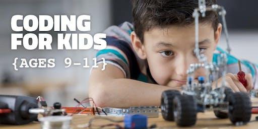 Coding For Kids - Summer I.T. Camp 2019