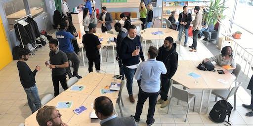 Monthly Entrepreneurs Meetup - October 2019