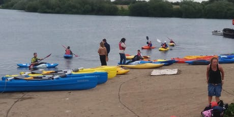 Fairlop Splash Weekend - Paddle Sports (Canoeing, Kayaking, Bell Boat, Dragon Boat) tickets