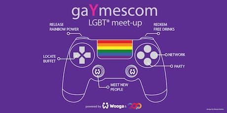 gaYmescom: LGBT* meet-up tickets