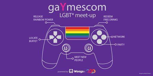 gaYmescom: LGBT* meet-up
