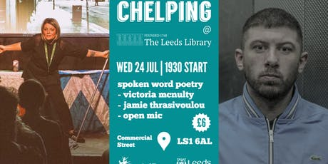 Chelping @ The Leeds Library tickets