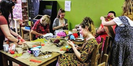 Craft: Make a Rag Rug tickets