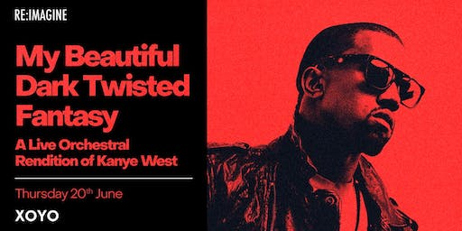An Orchestral Rendition of Kanye West - My Beautiful Dark Twisted Fantasy