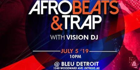 Afrobeats x Trap tickets