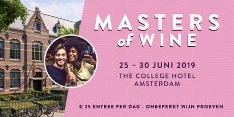 Masters of Wine tickets