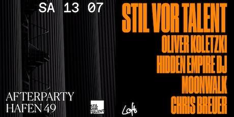 Stil vor Talent: Oliver Koletzki uvm. im Loft Tickets