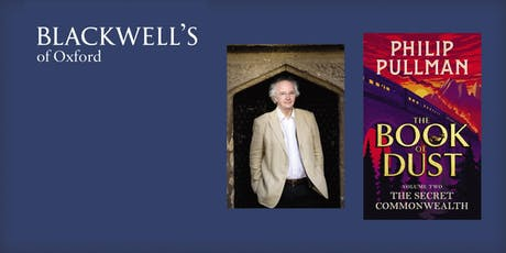 Philip Pullman - The Secret Commonwealth tickets