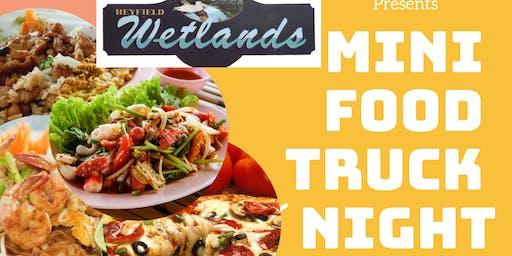 Mini Food Truck Night