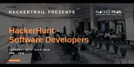 HackerHunt - Software Developer tickets