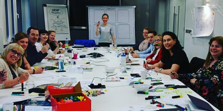 Introduction to Graphic Facilitation Workshop, Cardiff tickets