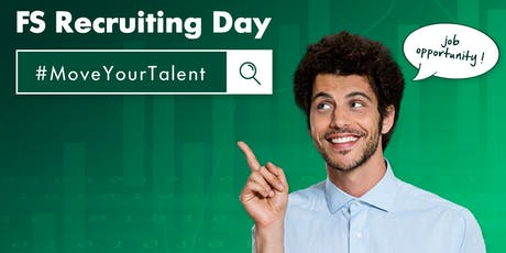 FS assume: al via due nuovi Recruiting Day #MoveYourTalent biglietti