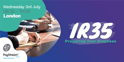 IR35: Preparing your business - 3rd July