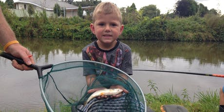 Free Let's Fish! - Lancaster - Learn to Fish Sessions tickets