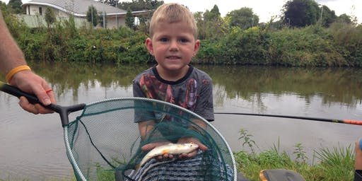 Free Let's Fish! - Lancaster - Learn to Fish Sessions