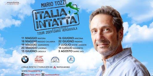 Mario Tozzi e Dario Vergassola: Italia Intatta Tour