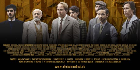 """""""Alle in einem Boot""""  München Premiere Tickets"""
