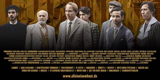 """""""Alle in einem Boot""""  München Premiere"""