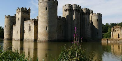 Creative Nature Photography Workshop: Autumn colours around Bodiam Castle
