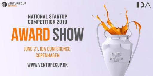 National Startup Competition 2019 - Award Show