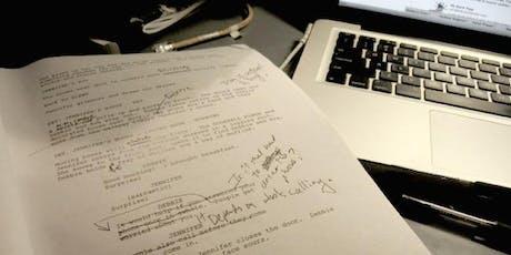 Screenwriters Foundation Certificate tickets