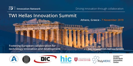 TWI Hellas Innovation Summit tickets