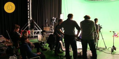 Animation workshop and Apprenticeship presentation tickets