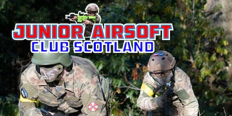 Junior Airsoft - demonstration classes tickets