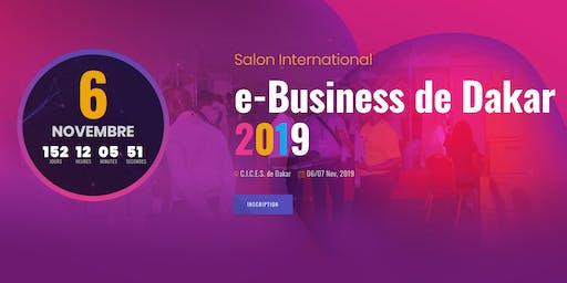Salon International du e-business de Dakar 2019