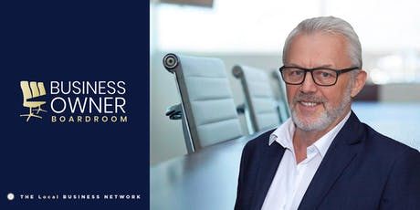 Business Owner Boardroom - Four Futures of Business tickets