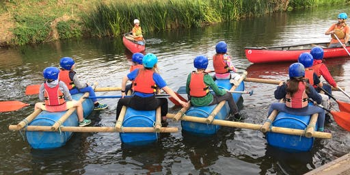 Adventure Day for Young People at Grafham Water Centre