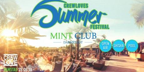 Summer Festival I Darmstadt Tickets