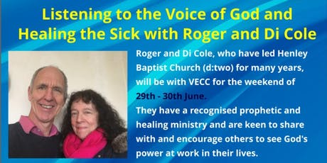 Hearing God's Voice and Healing the Sick tickets