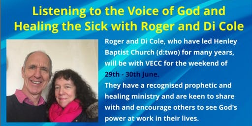 Hearing God's Voice and Healing the Sick