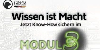 Modul-Schulung Nr. 3 - Thema Akquise