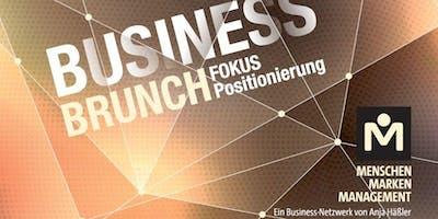 Business Brunch mit Deutschlands Positionierungsexperten Peter Sawtschenko