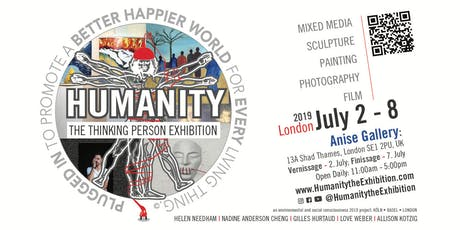 What do you think about today's Humanity? HumanitytheExhibition tickets