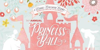 The 14th Annual Girls Inc. Princess Ball
