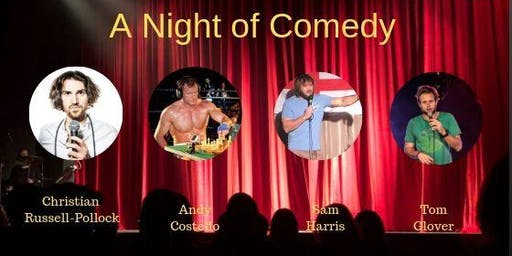 Night of Comedy Fundraiser