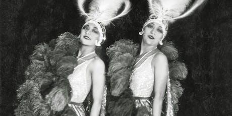 Beginner Burlesque Feather Fan Dancing Workshop tickets