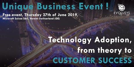 Technology Adoption Business Event tickets