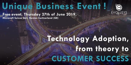 Technology Adoption Business Event