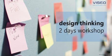Design Thinking 2-days Workshop - Singapore tickets