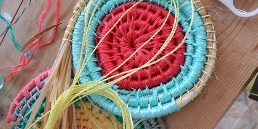 Weaving Workshop with Lois Walpole