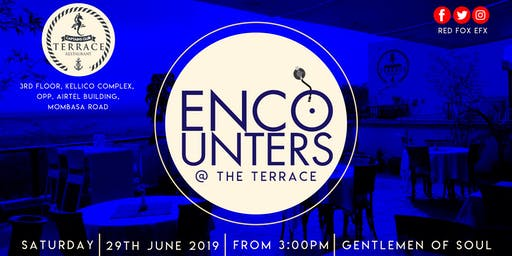 Encounters @ The Terrace Vol. 7 (Winter Warmer Edition) 29.06.2019